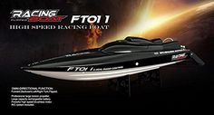 Feilun FT011 65CM 2.4G Brushless RC Boat High Speed Racing Boat With Water Cooling System -- Awesome products selected by Anna Churchill