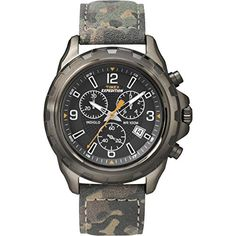 Timex Expedition Rugged Chronograph Watch