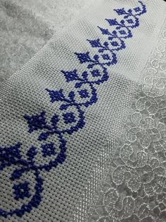 Cross Stitch Gallery, 123 Cross Stitch, Easy Cross Stitch Patterns, Cross Stitch Borders, Simple Cross Stitch, Cross Stitch Flowers, Cross Stitch Designs, Cross Stitching, Cross Stitch Embroidery