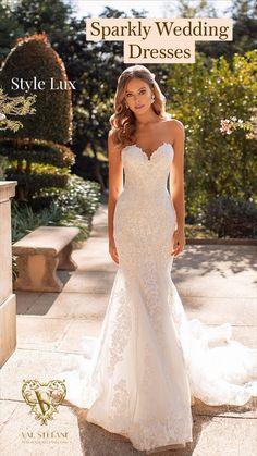 Prom Dresses Blue, Mermaid Dresses, Ball Dresses, Bridesmaid Dresses, Dress Prom, Dresses Dresses, Sparkly Dresses, Fashion Dresses, Bridesmaid Hairstyles