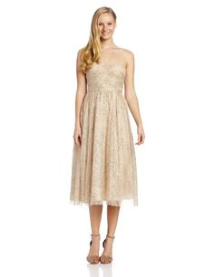 Hailey by Adrianna Papell Women's Strapless Metallic Flare Party Dress, Gold, 10 Adrianna Papell,http://www.amazon.com/dp/B00EUX3JQA/ref=cm_sw_r_pi_dp_1EAztb1BS7R16JBF
