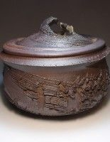 Tom Charbit Ceramics – Boxes | Mizusashi
