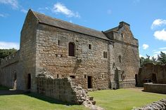 Aydon Castle, Corbridge, Northumberland, England
