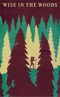 ALEX NABAUM ILLUSTRATION: WISE IN THE WOODS