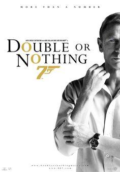 No Time to Die fan arts - Page 21 — Community Craig Bond, Daniel Craig James Bond, James Bond Characters, James Bond Movies, Hollywood Poster, New James Bond, Best Bond, Best Titles, Feeling Lost