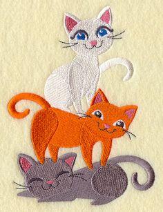 Here Kitty Kitty Kitty Stack