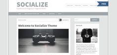 Responsive Themes for Magazine Websites