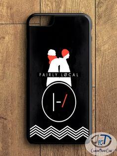 Fairly Local Twenty One Pilots Case iPhone, iPad, Samsung Galaxy & HTC One Cases