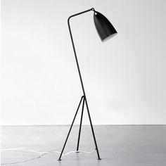 Grasshopper Floor Lamp by Greta Magnusson Grossman for Bergboms.