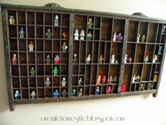 Crayon and marker clear storage | Home Decor: Organization ...