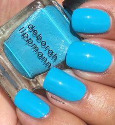 Deborah Lippmann Life's a Beach Duo Deborah Lippmann Nail Polish, Swatch, Nails, Finger Nails, Ongles, Nail, Nail Manicure