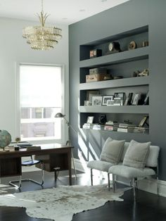 office space of the day- Grey takes its place