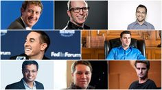 Meet the world's top 13 young self-made billionaires  #young #self_made #billionaires