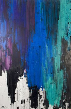 Jenna Snyder Phillips Abstract Painting
