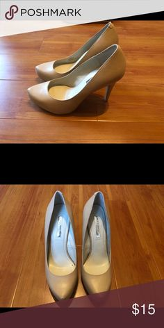 BCBGenration heels Wore them once. Cleaning out closet so getting rid of a few items. Cleaning Out Closet, Shoes Heels, Flats, Bcbgeneration, Rid, Shop My, Best Deals, Womens Fashion, How To Wear