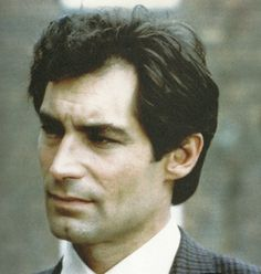 Timothy Dalton as Bond 1987 Actors Then And Now, Gary In, Licence To Kill, Timothy Dalton, James Bond Movies, Film Base, Gorgeous Men, Just In Case, Acting
