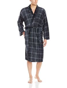 27910741ff Essentials by Seven Apparel Men s Bathrobe Gifts For Your Boyfriend