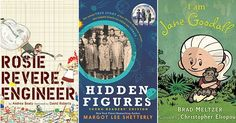 A Mighty Girl's top picks of books for children and teens about girls who love science and real-life female scientists who changed the world!