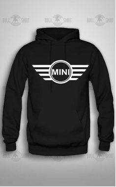 Mini Cooper Car Sign Logo Hoodie #Gildan #HOODIE
