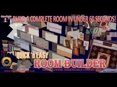 Room Builder Content Pack for iClone