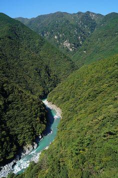 Iya Valley, Miyoshi, Tokushima, Japan #travelnewhorizons