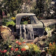 Love this for a garden. <3