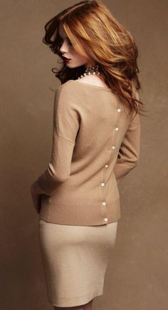 back button cardigan.