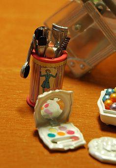Miniature - Makeup! DSC_7937 | Flickr - Photo Sharing!