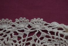 This is a free crochet pattern for elegant bolero with photo tutorial in each steps.