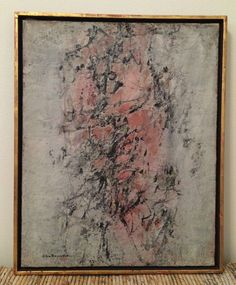 Shu Tanaka, 'Givre Printanier', 1962 artsy