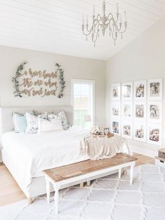 Completing My Master Bedroom {Niña Williams Blog} -