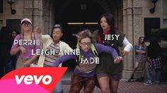 #LittleMix #BlackMagic - hilarious video channelling Sabrina the Teenage Witch or any other 90's magic show, simply spellbinding!