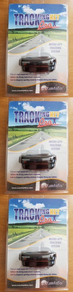 Tracking Devices: Land Air Sea Tracking Key Pro Gps Data Logger Tracking Device Car Auto Boat -> BUY IT NOW ONLY: $99 on eBay!