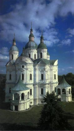 Cathedral of the Nativity of the Virgin, Kozelets' village, Chernihiv r-n, Ukraine, from Iryna with love