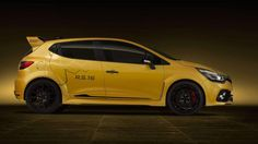 Utilizing the powertrain of the Megane RS 275 Trophy R, the Renault Clio RS 16 Concept made its presence felt when it was unveiled at the Monaco Grand Prix, Grand Prix, Monaco, Clio Trophy, Aston Martin, Clio 4 Rs, Subaru, Volvo, Touring, Fast And Furious