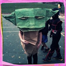 Origami Yoda and Friends Costume Gallery!!! | OrigamiYoda