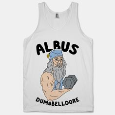 Albus Dumbbelldore | T-Shirts, Tank Tops, Sweatshirts and Hoodies | HUMAN