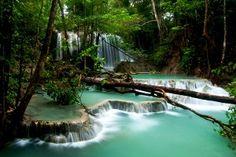 Pesona Pulau Moyo - Matajitu waterfall
