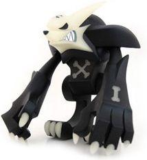 Fang Wolf - GID Bone