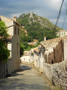 Orient, Mallorca Visit small villages in the tramuntana like Orient and