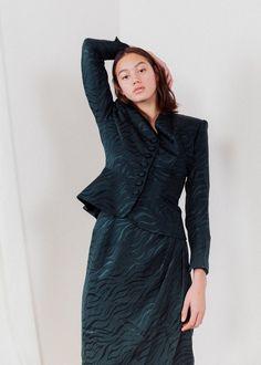 Christian Dior Suit Christian Dior, High Neck Dress, Suits, Vintage, Dresses, Fashion, Turtleneck Dress, Vestidos, Moda