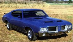 71Oldsmobile Cutlass 442 hardtop
