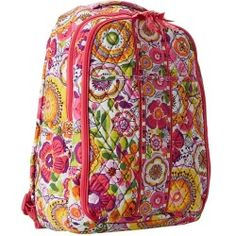 Sales Vera Bradley - Backpack Baby Bag (Clementine) - Bags and Luggage new - Zappos is proud to offer the Vera Bradley - Backpack Baby Bag (Clementine) - Bags and Luggage: Being a fabulous mom is all about multitasking