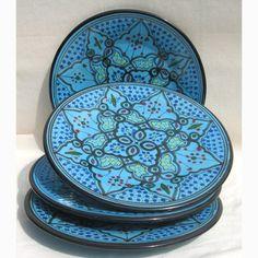 beautiful tunisian ceramics at fab.com