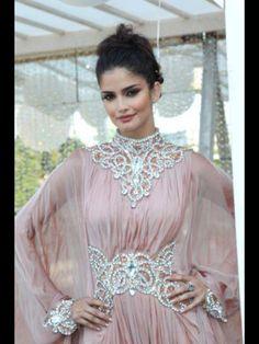 Gorgeous kaftan (Shermin Sharivar)