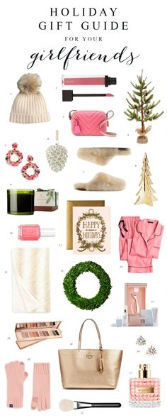 Gift Guide: For Your Girlfriends