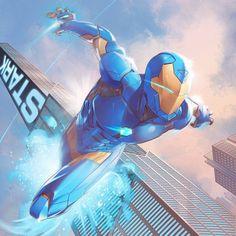 Iron Man - Jamal Campbell