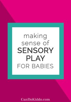 """Isn't it amazing how once babies can get things to their mouth, suddenly all the toys and """"safe"""" objects are boring and the itty bitty piece of gravel that was tracked in on the bottom of a shoe is now the most interesting thing in the room? Here's a way to capitalize on your kiddo's inter"""
