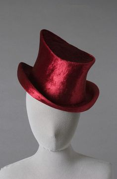 Stephen Jones - I want to kidnap him and have him make hats, just for me.