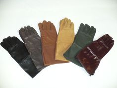 Super Soft Calfskin Gloves